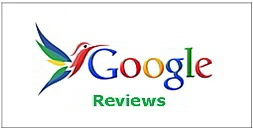 Button: Read Our Google Reviews.